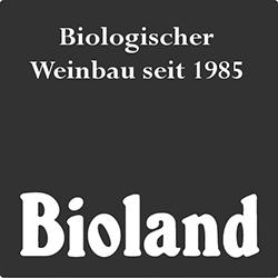 Biologischer Weinbau seit 1985