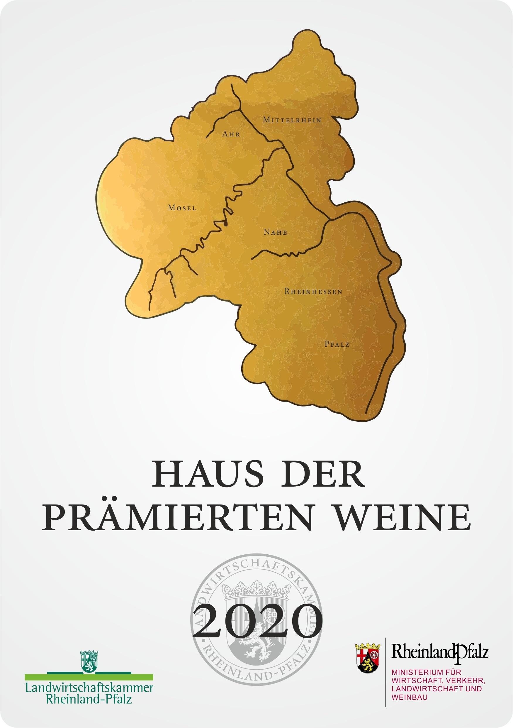 Haus der prämierten Weine 2020